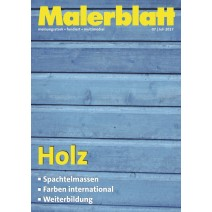 Malerblatt DIGITAL 07/2017
