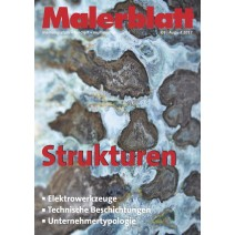 Malerblatt DIGITAL 08/2017