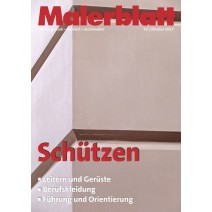 Malerblatt DIGITAL 10/2017