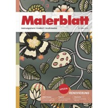 Malerblatt DIGITAL 03/2018