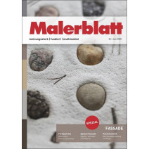 Malerblatt Ausgabe 06/2020