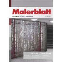 Malerblatt Ausgabe 07/2021