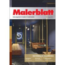 Malerblatt Ausgabe 08/2021