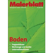 Malerblatt Ausgabe 04.2015