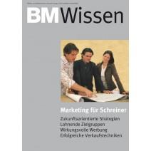 BM Broschüre Marketing für Schreiner