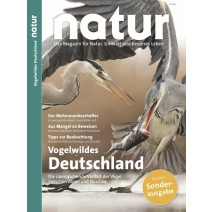 natur Sonderheft Vogelwildes Deutschland DIGITAL