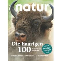 natur Sonderheft Deutschlands Säugetiere