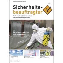 Sicherheitsbeauftragter DIGITAL 05/2017