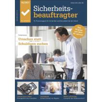 Sicherheitsbeauftragter Ausgabe 4/2021