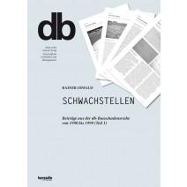 db Broschüre Schwachstellen Band 1