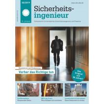 Sicherheitsingenieur Ausgabe 03.2019