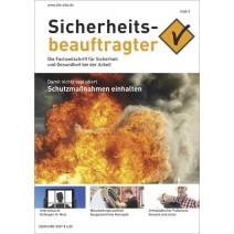 Sicherheitsbeauftragter Ausgabe 09/2017