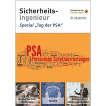 """Sicherheitsingenieur Special 2016 """"Tag der PSA"""""""