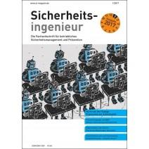 Sicherheitsingenieur Ausgabe 01.2017