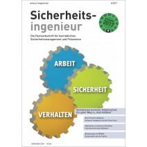 Sicherheitsingenieur Ausgabe 06.2017