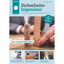 Sicherheitsingenieur Ausgabe 09.2019