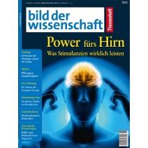 bdw Themenheft POWER fürs HIRN