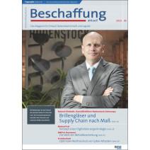Beschaffung aktuell Digital Ausgabe 09/2019