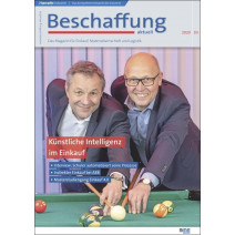 Beschaffung aktuell Digital Ausgabe 3/2020