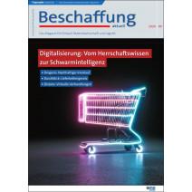 Beschaffung aktuell DIGITAL Ausgabe 09/2020