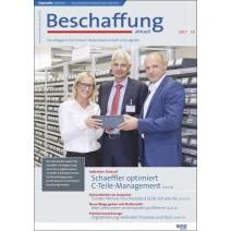 Beschaffung aktuell digital Ausgabe 10/2017