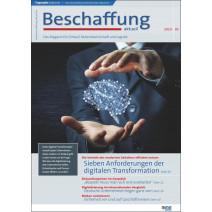 Beschaffung aktuell Digital Ausgabe 05/2019