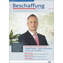 Beschaffung aktuell Digital Ausgabe 06/2019