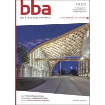 bba digital Ausgabe 1-2/2020