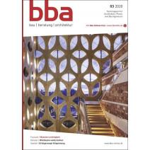 bba digital Ausgabe 3/2020