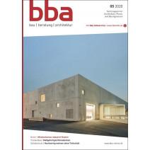 bba Ausgabe 05/2020