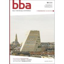 bba digital Ausgabe 09/2020
