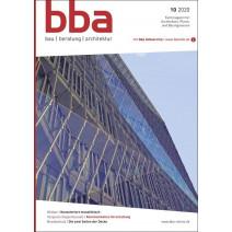 bba Ausgabe 10/2020