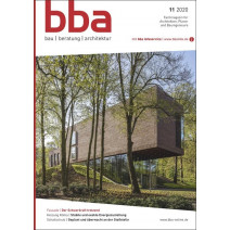 bba digital Ausgabe 11/2020