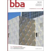 bba digital Ausgabe 12/2020