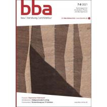 bba digital Ausgabe 7-8/2021