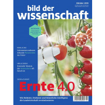 bdw Ausgabe 10/2019: Ernte 4.0