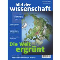 bdw Ausgabe 12/2019: Die Welt ergrünt