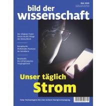 bdw Ausgabe 05/2020: Unser täglich Strom