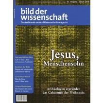 bdw digital Ausgabe 01/2018: Jesus, Menschensohn
