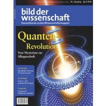 bdw Ausgabe 04/2018: Quanten-Revolution
