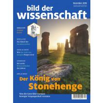 bdw Ausgabe 12/2018: Stonehenge