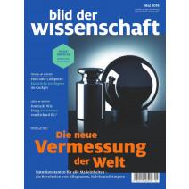 bdw Ausgabe 05/2019: Die Vermessung der Welt