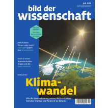 bdw Ausgabe 07/2019: Klimawandel