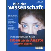 bdw Ausgabe 01/2020: Erben wir die Ängste unserer Eltern?