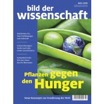 bdw Digital Ausgabe 03/2020: Pflanzen gegen den Hunger