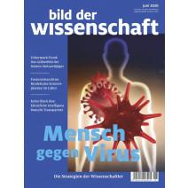 bdw Ausgabe 06/2020: Mensch gegen Virus