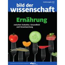 bdw Sonderband 2020/2021: Ernährung
