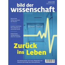 bdw Ausgabe 01/2021: Zurück ins Leben