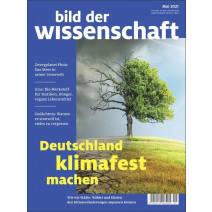 bdw Ausgabe 5/2021: Deutschland klimafest machen