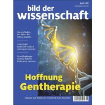 bdw Ausgabe 6/2021: Hoffnung Gentherapie